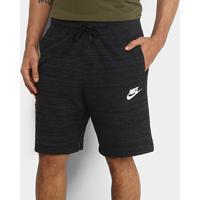 Shorts Em Moletom Nike Nsw Masculino - Masculino