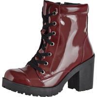 Bota Cr Shoes Easy Boots Bordô