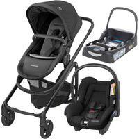 Carrinho Passeio + Bebê Conforto Lila Cp2 Ts Trio Maxi-Cosi Travel System