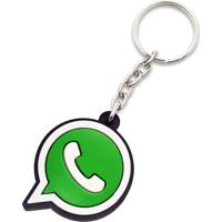 Chaveiro Emoticon - Zap Zap Geek10 Verde