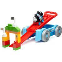 Mega Bloks - Thomas & Friends Pista Vag Mega Bloks Vermelho