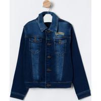 "Casaco Jeans ""U.S. Army"" - Azuloliver"