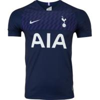 Camisa Tottenham Ii 19/20 Nike - Masculina - Azul Escuro