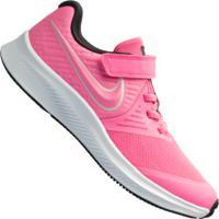 Tênis Nike Star Runner 2 - Infantil - Rosa