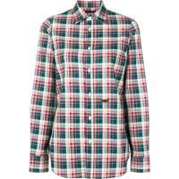 Dsquared2 Camisa Xadrez - Estampado