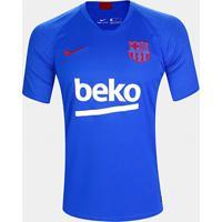 Camisa Do Barcelona Strike Top Nike Breathe Masculina - Masculino