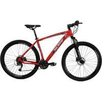 Bicicleta Aro 29 Alumínio 27V Freio Hidráulico - Unissex