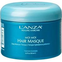 Máscara Moi Moi Hair Masque Unissex 200Ml Lanza - Unissex-Incolor