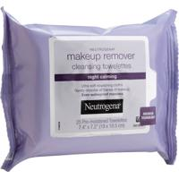 Lenço Demaquilante Neutrogena Night Calming 25 Lenços
