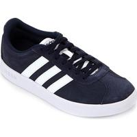Tênis Adidas Vl Court 20 Masculino - Masculino-Azul+Branco
