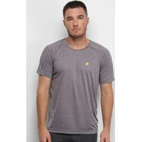 Camiseta Fila Basic Melange Ii Masculina - Masculino