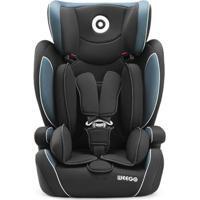 Cadeira Para Auto Weego 9-36 Kg - Unissex-Preto+Azul