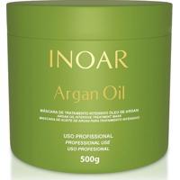 Inoar Máscara Hidratante Argan Oil 500G - Unissex