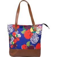 Shopping Bag Source - Sorfle - Estampado - Altura 30 Cm X Largura 42 Cm X Comprimento 10 Cm
