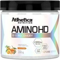 Amino Hd Atlhetica 8:1:1 Recovery - Tangerina - 200G