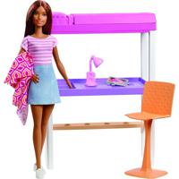Boneca Barbie Escritório Da Barbie - Mattel - Kanui