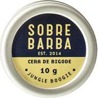 Cera De Bigode Sobrebarba Jungle Boogie 10G - Masculino-Incolor