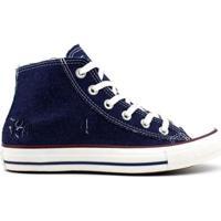 921fcec37 ... Tênis All Star Converse Feminino - Feminino-Azul