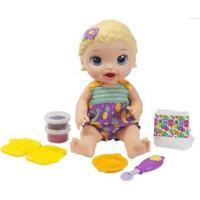 Boneca Baby Alive Lanchinhos Divertidos - Unissex-Incolor