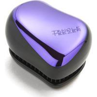 Escova De Cabelo Tangle Teezer Compact Styler Purple Dazzle