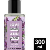 Shampoo Love Beauty And Planet Smooth And Serene Óleo De Argan E Lavanda Com 300Ml 300Ml