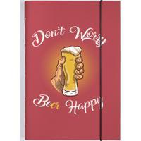 Sketchbook Don'T Worry Beer Happy