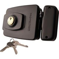 Fechadura Eletrônica Dupla Preta Pt-710 - Protection - Protection