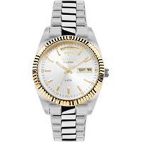 ... Relógio Feminino Technos Elegance Riviera 8205Ob 1 - Unissex-Prata d6a05527a8