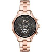 Smartwatch Michael Kors Runway Rosé Feminino - Feminino