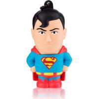 Pen Drive Dc Super Homem 8Gb Usb Leitura 10Mb/S E Gravação 3Mb/S Multilaser - Pd086 Pd086