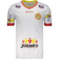Netshoes  Camisa Kanxa Juazeirense Ii 2018 Masculina - Masculino 9ace0eea8455e