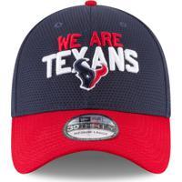 c1150fbbc Netshoes  Boné Houston Texans Draft 2018 3930 - New Era - Unissex