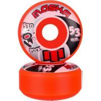 Roda Moska Orange Rock 53 - Unissex
