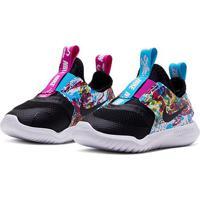 Tênis Infantil Nike Runner Fable - Feminino-Preto+Azul