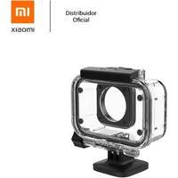 Estojo Protetor De Plástico Para Câmera Mi Action Xiaomi - Unissex