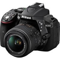 Câmera Nikon D5300 Com Lente Af-S Dx 18-55Mm Vr Ii