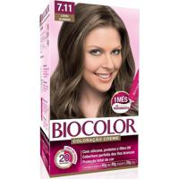 Tintura Creme Biocolor Louro Glamour 7.11
