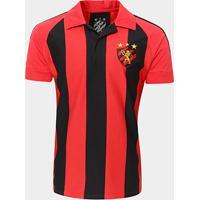 Camisa Polo Sport Recife Comemorativa Masculina - Masculino