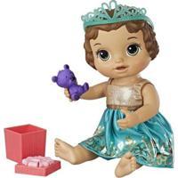 Boneca Baby Alive - Festa Surpresa - Morena - Hasbro - Feminino-Incolor