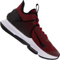Tênis Nike Lebron Witness Iv - Masculino - Preto/Vermelho
