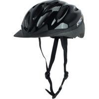 Capacete Para Bike Atrio Mtb Bi124 - Adulto - Preto