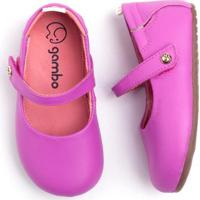 Sapatilha Bebê Gambo Clássica - Feminino-Pink