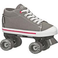 Patins Roller Derby Infantil Zinger Boy Para Meninos 33/34