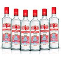 Gin Beefeater London Dry 750Ml - 06 Unidades