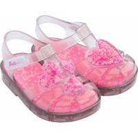 c545a27348 ... Sandália Infantil Barbie Love Cristal Grendene Feminina - Feminino-Rosa