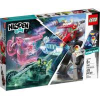 Lego Hiden Side 70421 Caminhão De Acrobacias - Lego - Kanui