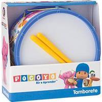 Tamborete De Brinquedo Pocoyo - Brinquedos Cardoso