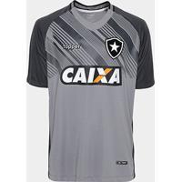 Camisa De Goleiro Botafogo Ii 2018 S/N° Torcedor Masculina - Masculino