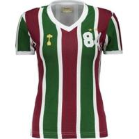 Camisa Tricolor Rj 1984 Feminina - Feminino