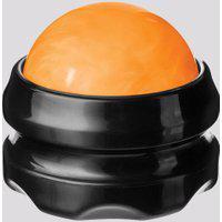 Massageador Roller Ball Hidrolight Preto E Laranja